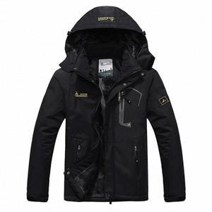 SPORTSHUB Erkekler Kış İç Polar Su geçirmez Ceket Açık Sıcak Coat Yürüyüş Kamp Trekking Kayak Erkek ceketler SAA0082 IrQX #