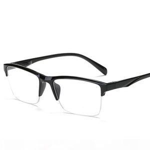 A Reading Glasses 1 .75 Womens Mens Half Rimmed Reading Glasses Glass 0 .5 0 .75 1 .25 3 .75dr3571