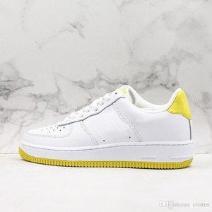 2019 nouveau OG x forceing 1 Chaussures Low 07 skatboard Université Classique de basket-ball Blanc Chaussures Femmes Mans Fashion Designer Sneaker