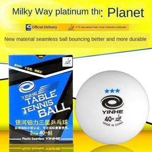 Galaxy Samsung yeni malzeme S40 + platin Kuvvetleri Eğitim Rekabet masa tenisi 3 yıldızlı dikişsiz masa tenisi