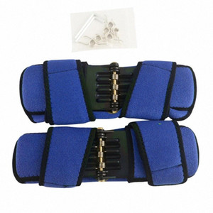 Protection des genoux sportif genou tibial Joint Escalade Power Lift Pads respirante Massager Santé Car Leg Protector qMPD #