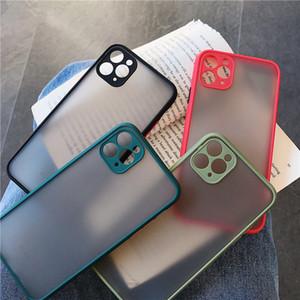 Telefon-Mattfall für Huawei P40 Pro P30 20 30 Nova 7 × 10 6 SE Honor 9A 8X Kameraden