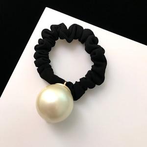 Moda hanno francobolli Alta versione fasce dei capelli della perla accessori scrunchies matrimonio corona nuziale per le donne monili di nozze del partito per la sposa