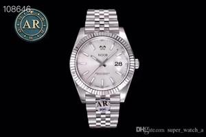 AR 126334-2 orologio di lusso 2824 movement watches 904L refined steel designer watches 41mm diameter waterproof 200m
