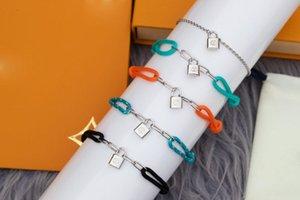 Lock, mão corda pulseira brincos para fora congelado cadeias de jóias mens colar de ouro 14K correntes de ouro anéis cubano elo da cadeia 2020 novo