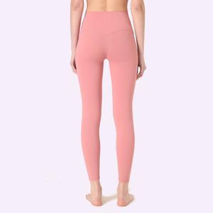 2020 sıcak satmak tasarımcı kadın yığılmış lu kadınlar jimnastik egzersiz yoga diseño tam tayt de elastik pantolon tayt spor tulum xs-xl a0bf #