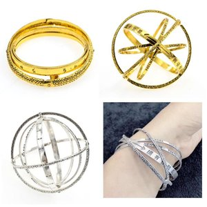 2019 Hot Creative Astronomical Sphere Ball Bracelet Complex Rotating Variable Couple BraceletJewelry Wedding Party Gift