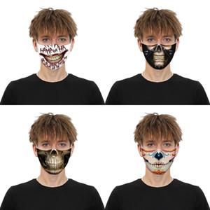 UPS SIPPING! Maschere crema solare Bocca National Flag Stampe Anti Saliva polvere Protezione Reathable maschera di protezione Mascherine siamo Fy9121 # 375
