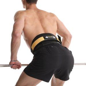 Sport Weightlifting Waist Support Belt for Men Squatting Barbell Dumbbel Training Lumbar Back Support Gym Fitness Belt
