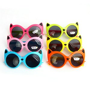 Designer Eyewear For Kid Lunettes De Soleil Tout Petits Orange Heart Shaped Sunglasses Designer Eyewear Trendy U Fashion beidiensport GJMEd