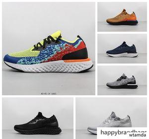 2019 Epic React v2 Designer men women fly Shoes BEACH knit Sprite Belgium PE Dusk to Dawn BETRUE Oreo GS running sport Sneakers