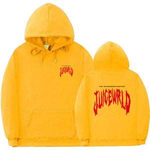 rappeur Juice Wrld Hoodies hommes / femmes sweat à capuche Nouveautés mode impression hip cool hop style jus Wrld sweat-shirt capuche manteaux