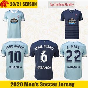 19 20 Celta Vigo Футбольная футболка BRAIS MENDEZ 2019 2020 Celta de Vigo IAGO ASPAS Футбольная футболка BOUFAL M. GOMEZ Camiseta de futbol Top Quality