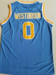 Custom Men Youth women Russell Westbrook Basketball Jersey Size S-5XL or custom any name or number jersey