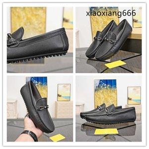 2020 neue Erbsen Pedal lässig Serie Männer Schuhe importiert Vollleder-High-End-Qualität klassische Art und Weise all-match11