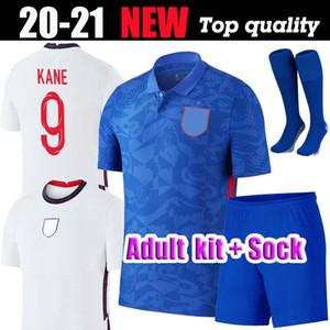 2020 2021 hommes mis DELE de football ALLI KANE Rashford jersey VARDY LINGARD STERLING chemise des équipes nationales de football STURRIDGE