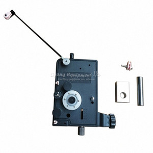 Mecánica de amortiguación del tensor de tensión Controller para la bobina de la devanadera de enrollamiento uso de la máquina diferente diámetro de alambre de 0,02 mm a 1,2 mm SrDo #