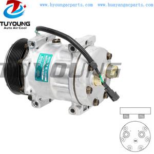Verkauf der Fabrik Hochwertige Sanden 7h15 LKW Fahrzeugklimakompressor PN # 4894306/8144