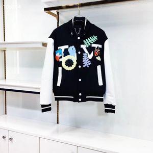 2020 caduta nuovi Mens dal design di lusso decorazione floreale giacca ~ giacche formato cinese ~ giacche di design di qualità buona per gli uomini