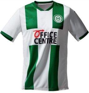 Adult T-shirts for Groningenes Camisa de futebol shirt Deyovaisio Zeefuik Maillot Camiseta vintage classic Futbol Camisa