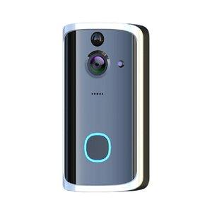 M12 Smart Home Low Power Wifi sans fil Interphone vidéo Voix Interphone Téléphone mobile Surveillance Alarme Sonnette