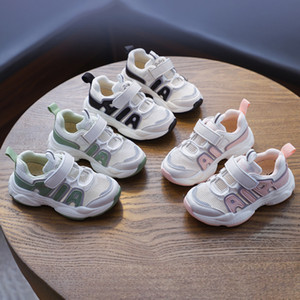 Designer Kids Shoes Boy Girl fashion sport style breathable shoes kids designer letter printed running shoes children casual sneakers