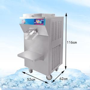 KOLICE новый коммерческий вертикальный корм + микс твердых мороженых машины пакетной морозильник мороженое мороженое мороженое машина закусочная еда оборудование