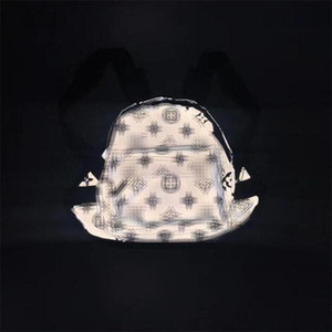 Ultime riflettente Pet spalle borse moda ha stampato il modello Pet Zaini regalo di festival per animali Borse Accessori