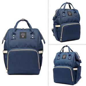 أكياس حفاضات حقيبة سعة كبيرة الأمومة الحفاض السفر حقيبة الظهر التمريض لرعاية الطفل الحفاضات