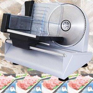 chaude électrique Slicer viande Slicer maison de bureau Agneau Slice Légumes Pain Hot Pot jambon viande machine