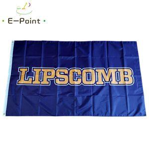 Flag of NCAA Lipscomb Bisons polyester Flag 3ft*5ft (150cm*90cm) Flag Banner decoration flying home & garden outdoor gifts