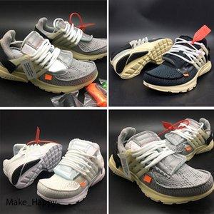Hot discount Presto V2 Ultra BR TP QS black white X sneakers cheap designer air cushion New Prestos women's men's training shoes