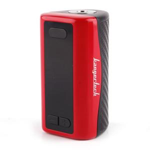 100% Vorlage Kanger IKEN 230w Batterie 5100mAh Batterie mit 4ML Behälter SSOCC Coil Köpfe Armee-grade-TFT-Display zeigt Daten deutlich vaping