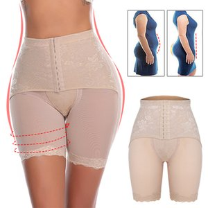 Miss Moly High Waist Tummy Slimming Control Panties Invisible Butt Lifter Body Shaper Waist Cincher Shapewear Modeling Panty MX200711