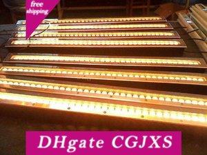 Fanlive Led Floor Lamp Parc rectangulaire de métro Cour Carrée Éclairage extérieur étanche Buried lampe AC85 -265v