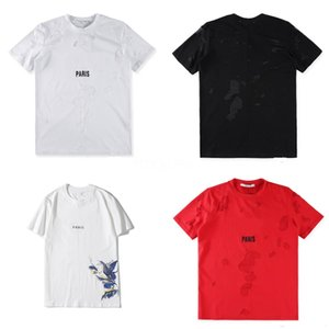 3D T Shirts New Europe And American Men Boy T-Shirt 3D Fashion Letter Print A Person Watching Meteor Shower Space Galaxy T Shirt #QA604