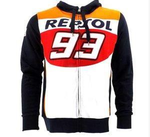 Motogp спортивный костюм мотоцикл езда свитер Honda мотоцикл куртки открытый досуг свитер балахон мужской