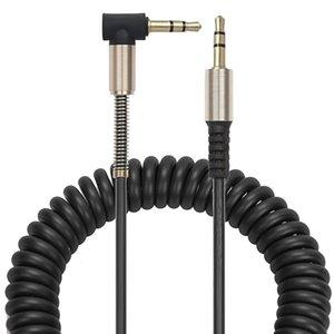 3,5 mm mâle à mâle câble audio jack 3 5 Aux câble pour haut-parleur casque iPhone Samsung Car MP3 / 4 Mobile Phone Aux Cordon fil