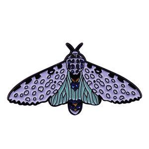 Leopard Moth нагрудных насекомые Lovers Довольно Коллекция