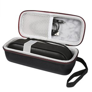 Newest Hard EVA Case Travel Carrying Protective Storage Cover Bag for Tribit XSound Go Portable Wireless Bluetooth Speaker