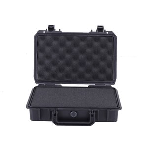 Waterproof Storage bins Safety box Small durable ABS Flight Carry Case light weight plastic tool case