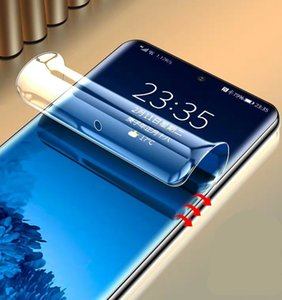 Hydrogel Film For Samsung Galaxy S20 S20Ultra S10e S10 S9 S8 Screen Protector Soft Protective Film (Not Glass)