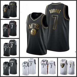 BrooklynNetsKevin Durant Men City Basketball Jersey