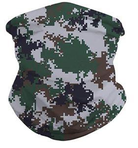Too Many Styles Multi Function Scarf Riding Variety Turban Hood Magic Headband Veil Head Scarves Mask Outdoors Fashion Accessories#397