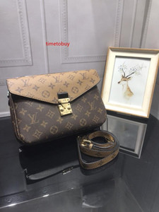 Hot Sale Fashion Vintage Handbags Women Designer Handbag Canvas Contrast Colour Crossbody And Single Shoulder Bags M40780