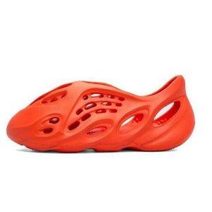 corredores de espuma de gran tamaño Kanye West 700 v3 Summer Beach zapatilla agujero Diapositivas hueso sandalia zapatos de los niños niños muchacha de los muchachos jóvenes