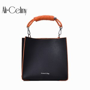 Handbag Brand Original Design Fashion Bag 2020 New Style Wild Simple Shoulder Messenger Bag Fashion Square