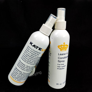 Leane-in conditioner spray 8FL OZ 237ml natural plant ingredients full time hair system protection Katelon sprayer for protection for hair