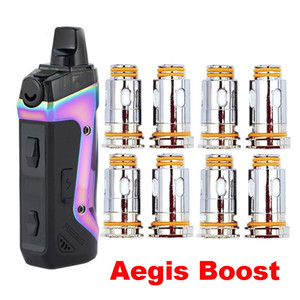 GeekVape Aegis Boost OCC Coil 0.4ohm 0.6ohm bobine sostitutive Vape MTL DL Mesh Coil testa per la sigaretta elettronica KA1 Pod Kit
