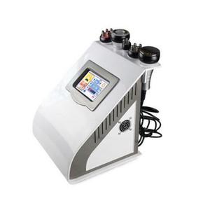 효과적인 40K 초음파 캐비테이션 바디 스컬 프팅 진공 RF 극 RF Fourpolar RF Sixpolar 라디오 주파수 초음파 공동 현상 기계